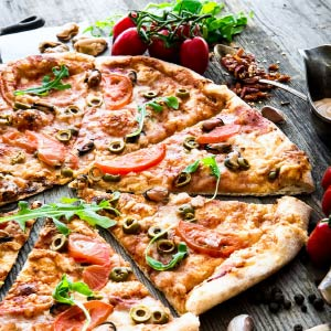 Pizza //Restaurant, Bar & Lounge in Delmenhorst